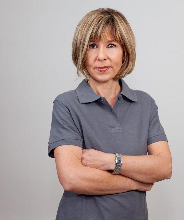 Augenärztin Dr. Iris Fuchs